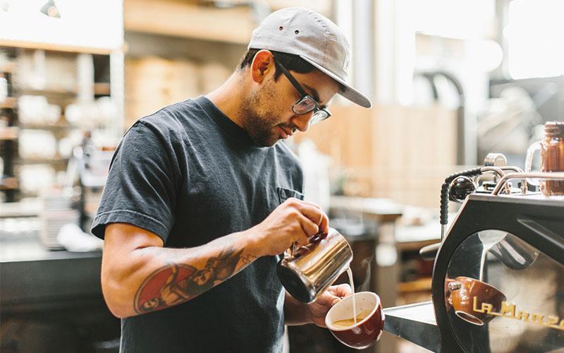 Barista อาชีพชงกาแฟละเอียดอ่อนกว่าที่คิด