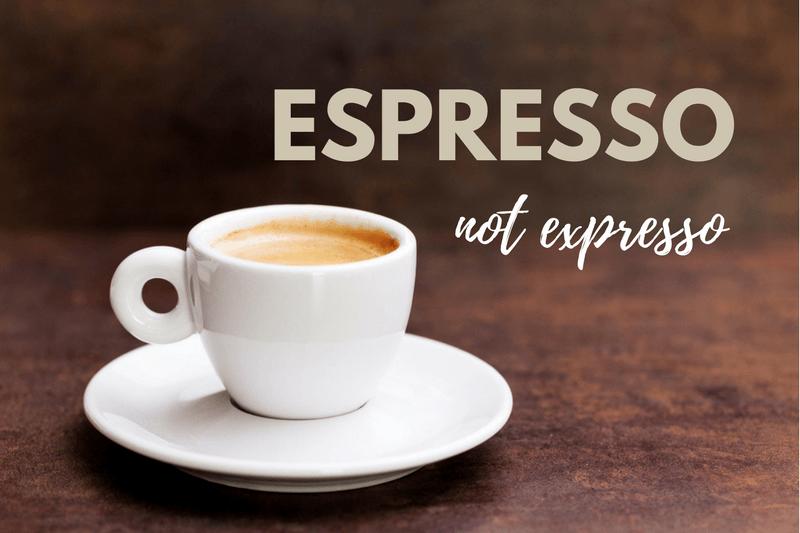 ประวัติ และความเป็นมาของ กาแฟ espresso